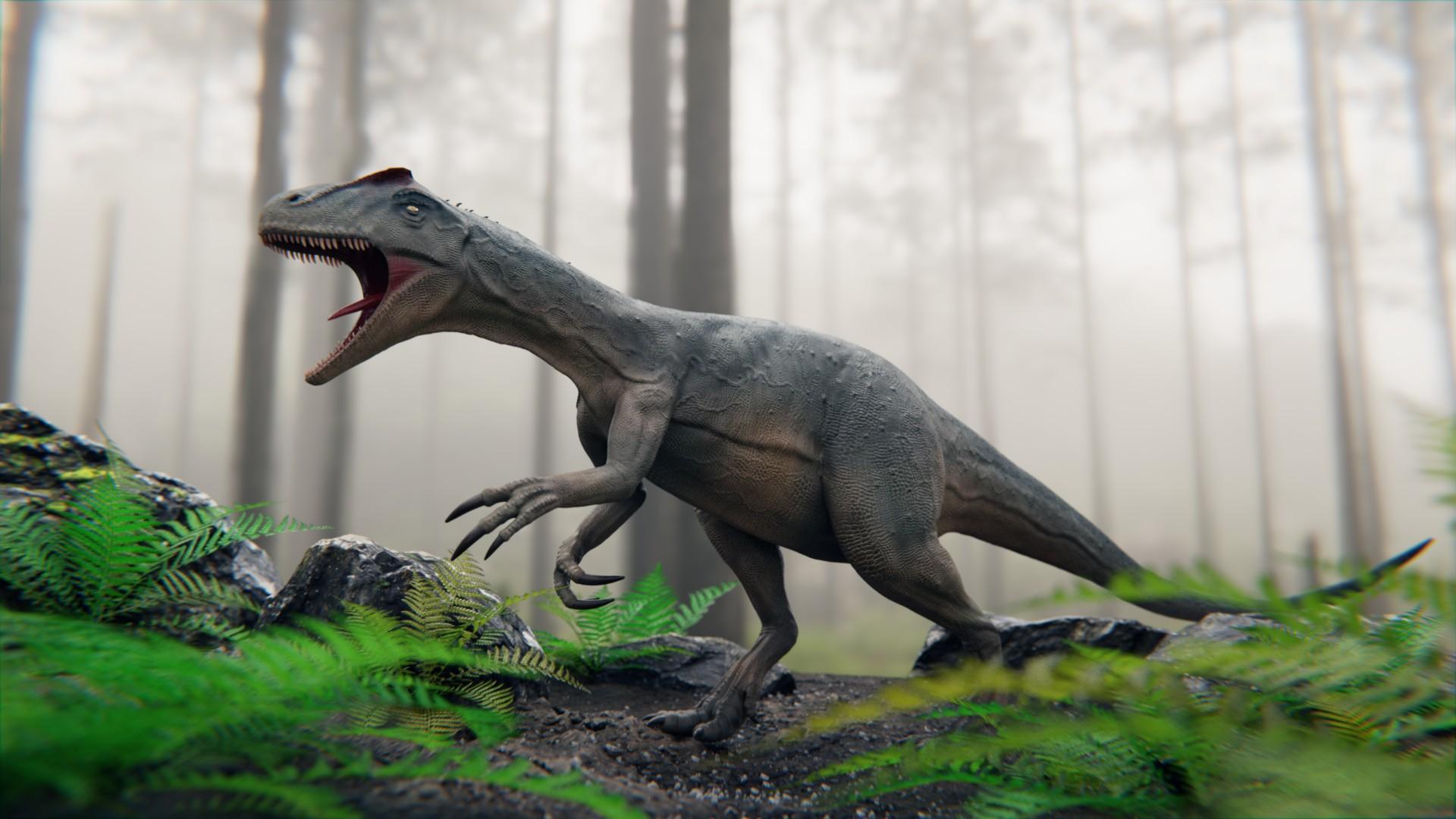 Tuto Maitrisez Blender Avec La Création D Un Dinosaure 3d 2 7 Sur Tuto Com