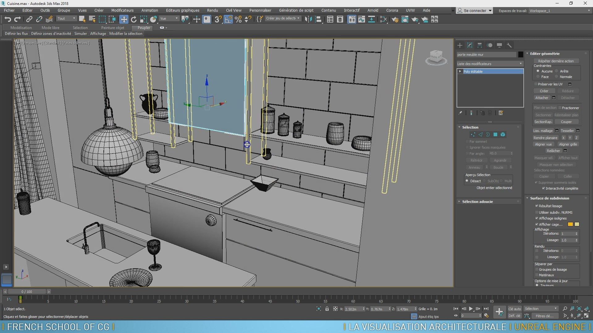3ds Max Unreal Engine 4 Tutorial