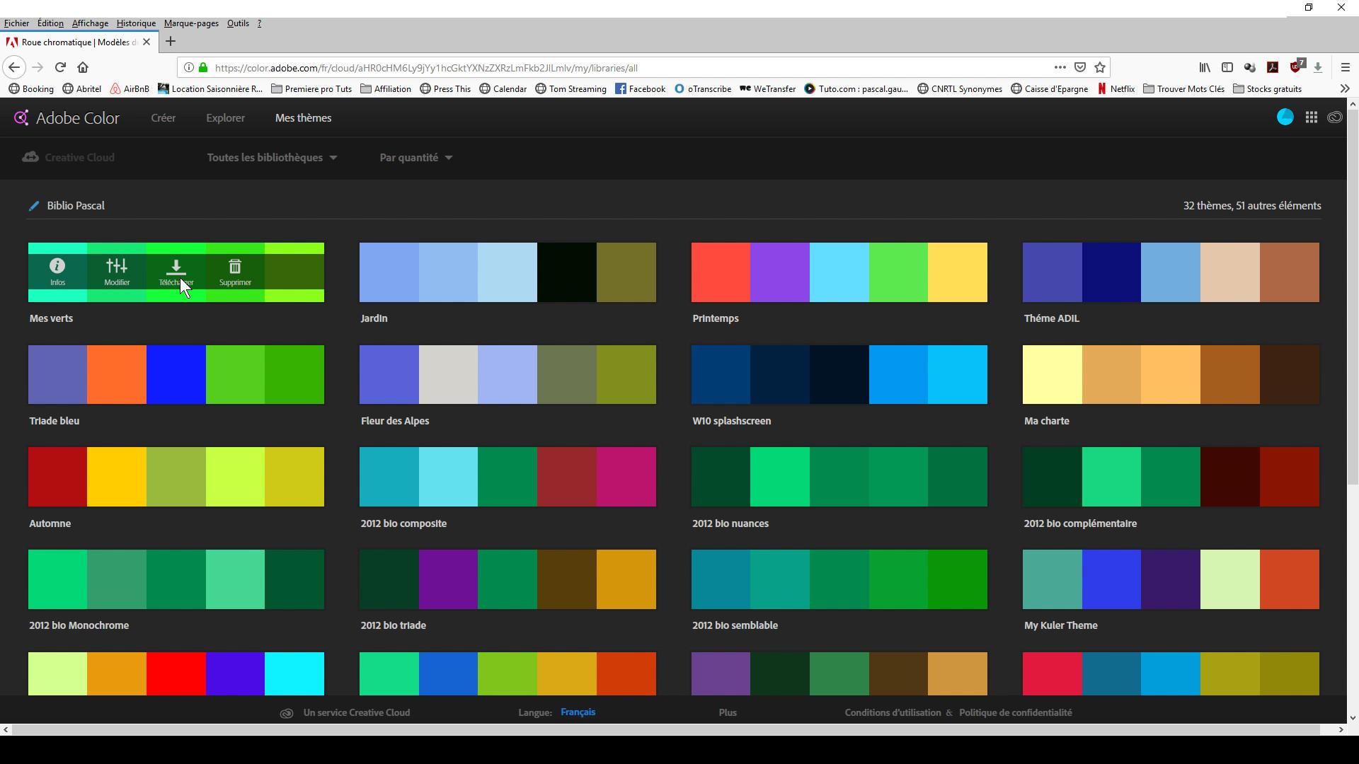 Tuto Gratuit Comment Utiliser Des Palettes De Color Dans Premiere