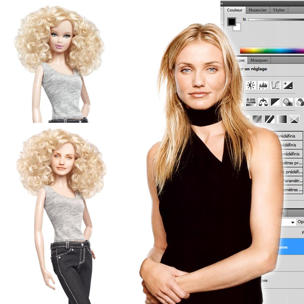 tuto apprendre  u00e0 cr u00e9er une figurine  u00e0 son effigie avec photoshop cs5 sur tuto com