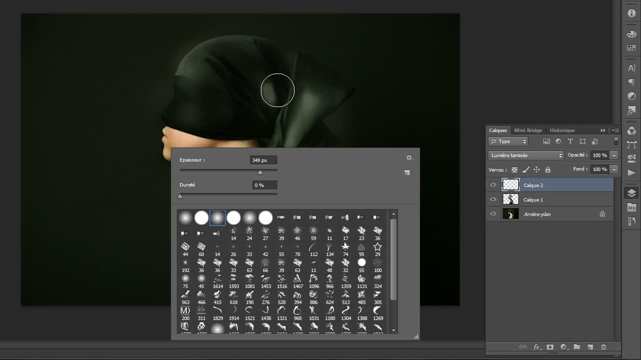tuto retouchez les ombres d 39 une composition avec photoshop cs6 sur. Black Bedroom Furniture Sets. Home Design Ideas