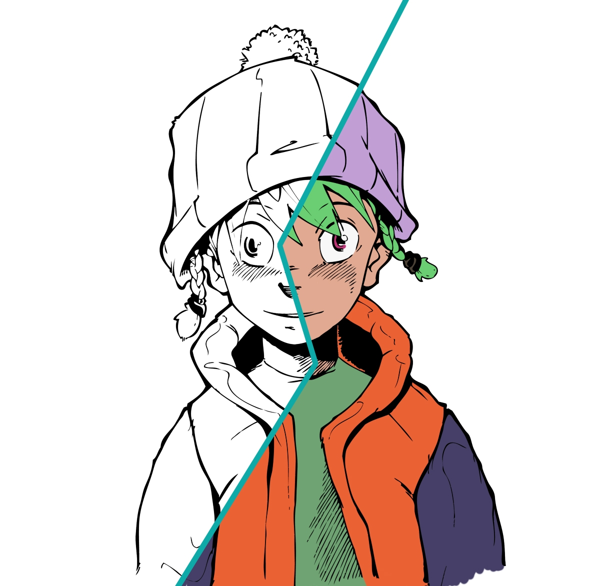 tuto colorisation 02