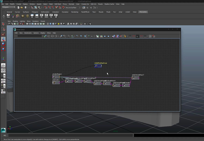 TUTO Projet Fuze 01 : Les Bases de la modélisation sous Maya avec Maya 2014  sur Tuto com