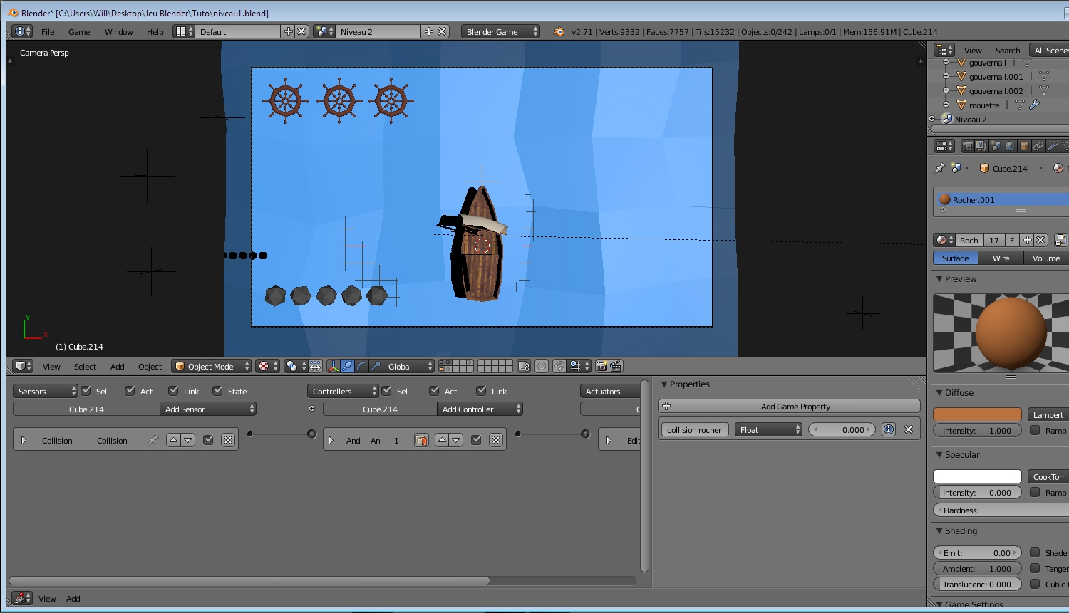 Complete Blender Game Art Tutorial. From zero experience to 2D or