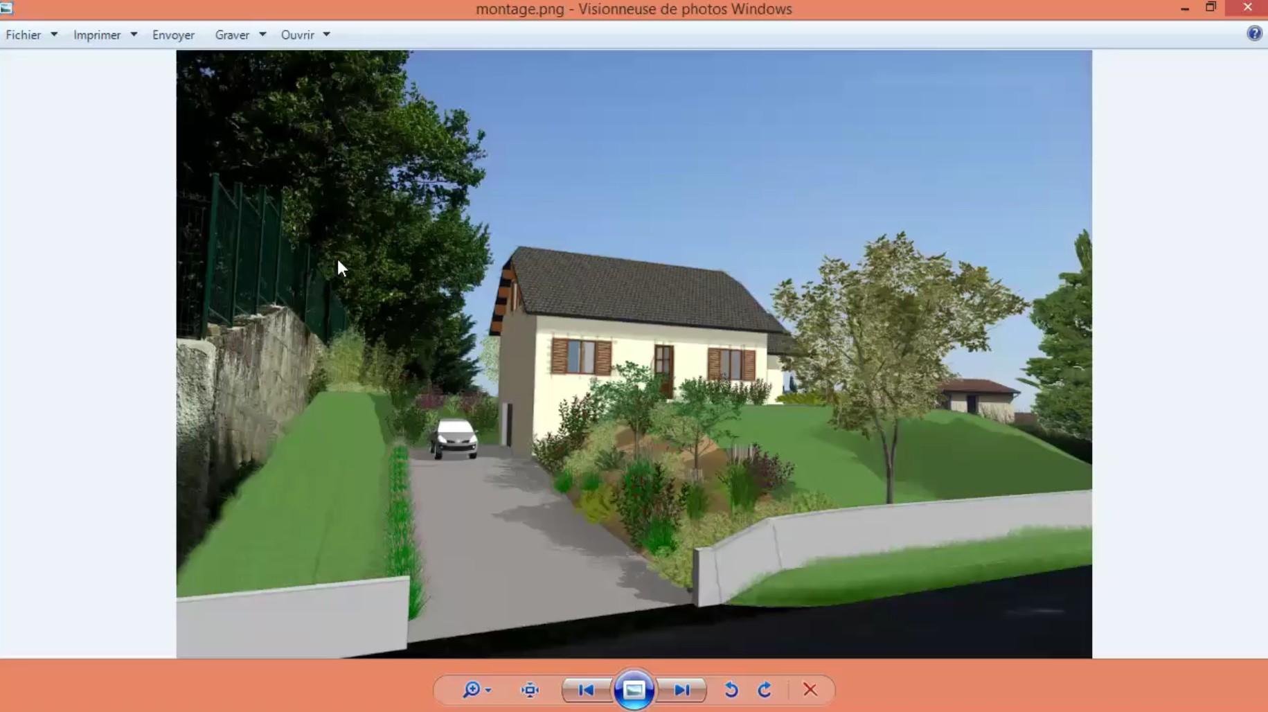 Tuto gratuit dessiner sa maison avec sketchup avec for Dessiner sa maison 3d