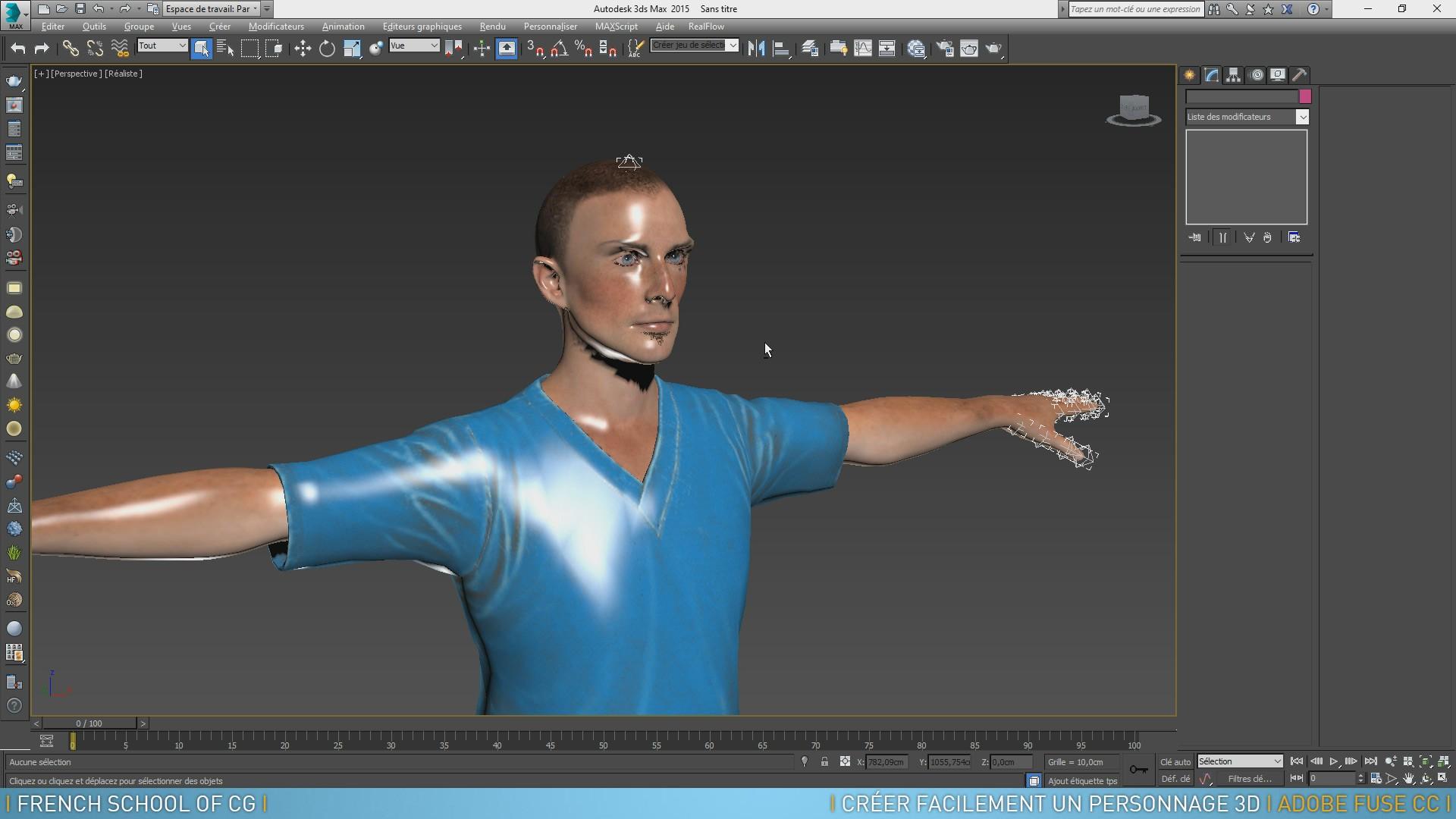 Apprendre l'animation de personnages 3D avec 3ds Max et Character Studio. Dans ce tuto 3ds Max 2012 animé par Alain Maindron, formateur et expert en animation, vous apprendrez en tutoriel vidéo les techniques d'animation dans 3ds max appliquées aux bipèdes et quadrupèdes.
