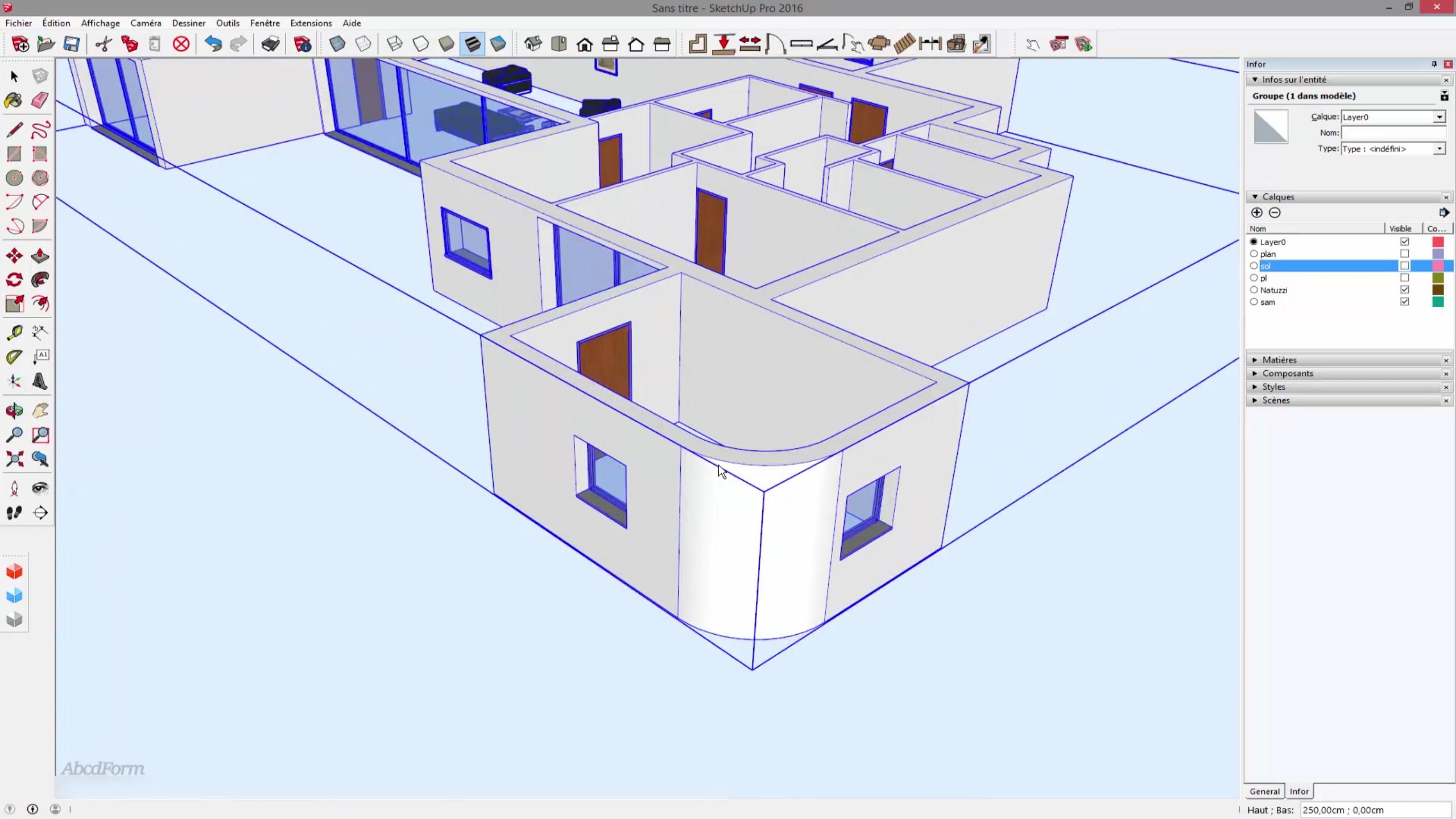 Crer plan maison en ligne faire plan maison en ligne for Dessiner jardin en ligne