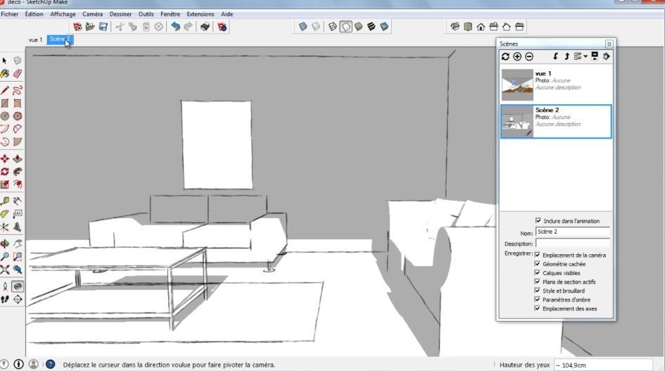 tuto bundle sketchup et twilight render avec sketchup 2015 sur. Black Bedroom Furniture Sets. Home Design Ideas