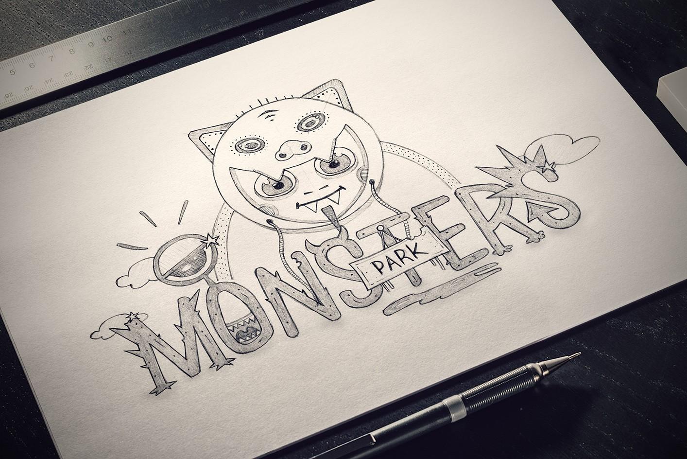 tuto cr u00e9er un motion design sur le th u00e8me des monstres et