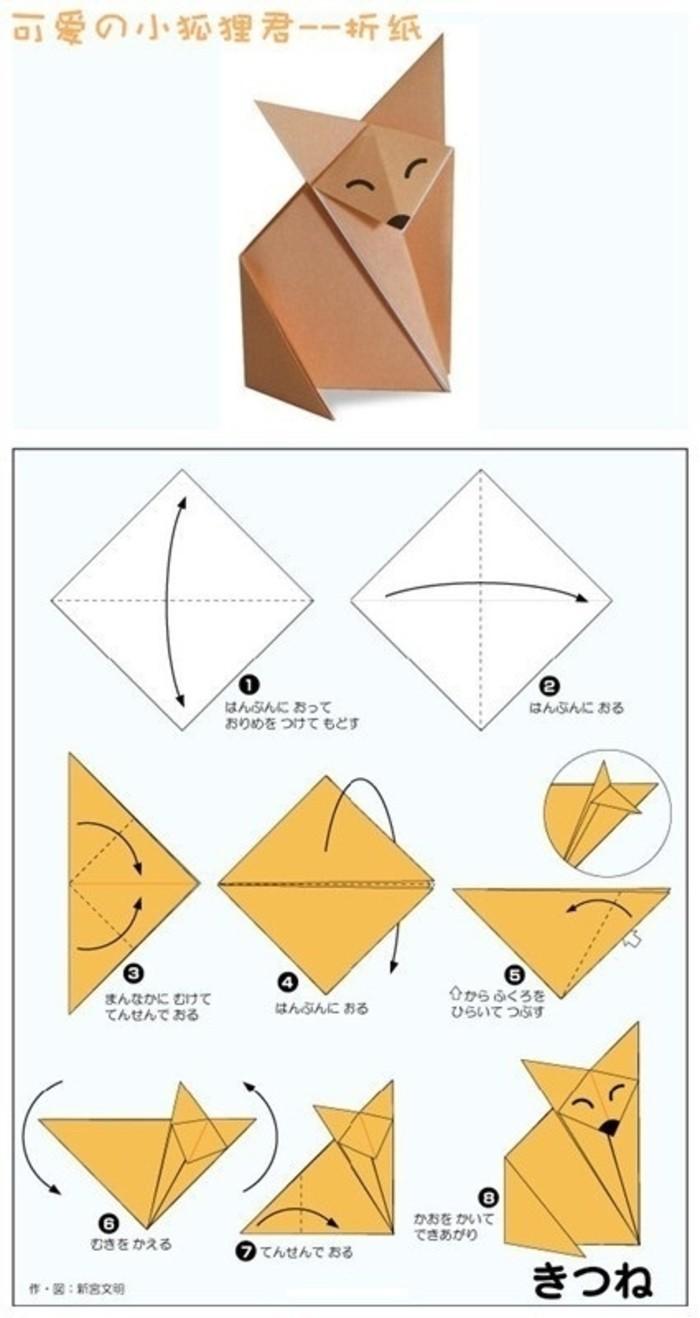 Tuto Atelier Origami 3d Modéliser Et Animer Le Pliage Dun Animal