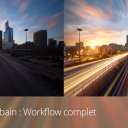 Paysage Urbain : workflow complet