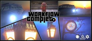 Tuto Workflow Complet avec C4D, Unfold 3D, Substance Painter et Octane Render Cinema 4D