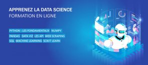 Tuto Apprendre la data science par la pratique avec Python ! Data Science