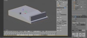 Tuto Interface Blender : DRAG AND DROP Blender