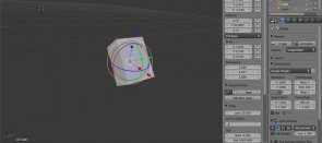 Tuto Blender et les manipulateurs Blender