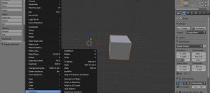 Tuto SNAP and TRANSFORM Blender