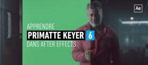 Tuto Apprendre Primatte Keyer 6 pour After Effects After Effects