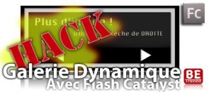 Tuto Galerie Photo Dynamique Flash Catalyst