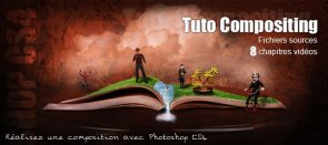 Tuto Compositing débutant Photoshop