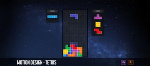 Tuto Motion Design - Tetris After Effects