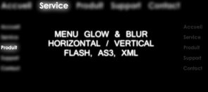 Tuto Menu Flash XML Flash