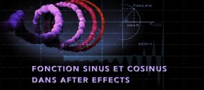 Tuto Fonction Sinus Cosinus After Effects