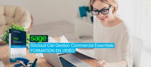 Tuto Sage 50C Ciel Gestion Commerciale Essentials 2019 Sage