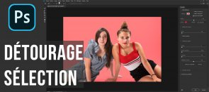 Tuto Initiation au détourage sur Photoshop Photoshop