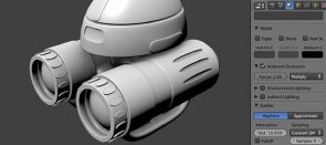 Tuto Comprendre l'Ambient Occlusion Blender