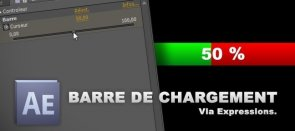 Tuto Barre de chargement via une expression After Effects