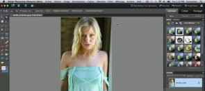 Tuto Le tampon duplication Photoshop Elements