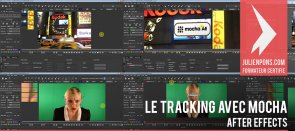 Tuto Apprendre le tracking avec Mocha After Effects