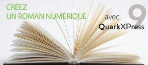 Tuto Créer l'ebook d'un roman QuarkXPress