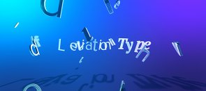 Tuto Suivi d'un flot de lettres 3D et apparition de texte After Effects