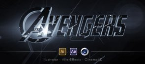 Tuto Titrage du film The Avengers Cinema 4D