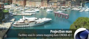 Tuto Projection man Cinema 4D