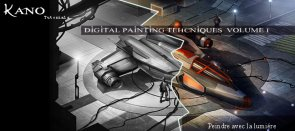 Tuto Techniques de Digital Painting Volume 1 Photoshop