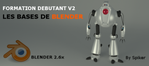 Tuto Blender : Formation débutant V2 Blender