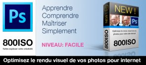 Tuto Optimisez l'aspect visuel de vos photos sur internet Photoshop