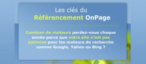 Tuto Formation référencement on-site Referencement SEO