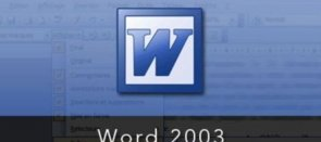 Tuto Formation Word 2003 Word