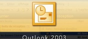 Tuto Formation Outlook 2003 Outlook