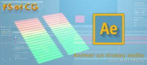 Tuto Animer un niveau audio automatiquement After Effects