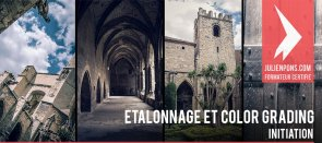 Tuto Initiation à l'étalonnage et au color grading Lightroom