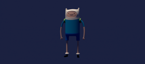 Tuto Modéliser Finn d'Adventure Time Blender