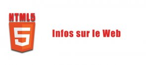 Tuto Informations relatives au web HTML