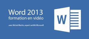 Tuto Formation Word 2013 Word