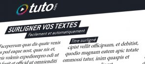 Tuto Surligner vos textes facilement Indesign