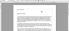 Tuto Mise en forme d'un texte sous Writer 3 (Open Office) Writer
