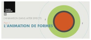 Tuto Animation de formes After Effects